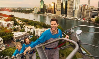 Story Bridge Day Climb